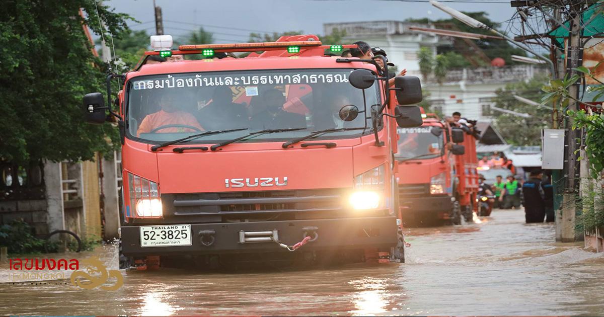 news-president-prayut-korat-flood